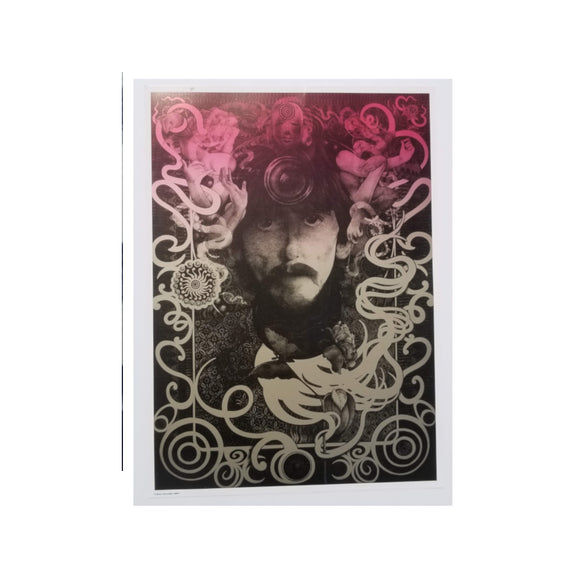 George Harrison Ultimate Fan Poster