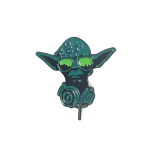 Star Wars Yoda Sunglasses Pin