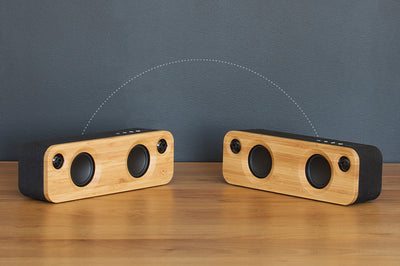 Pair-2 Lets You Wirelessly Connect 2 Speakers