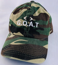 Load image into Gallery viewer, Military G.O.A.T Hat [Popular]