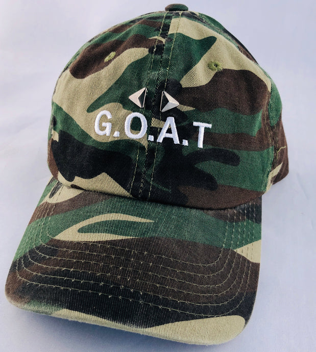 Military G.O.A.T Hat [Popular]