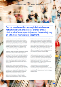 The Cross-border eCommerce Opportunity in China - Full Version