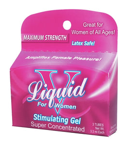 Liquid v Box for Women 3 Tube Box BA-LVB