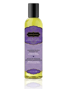 Aromatic Massage Oil - Harmony - 8 Fl. Oz. KS0022