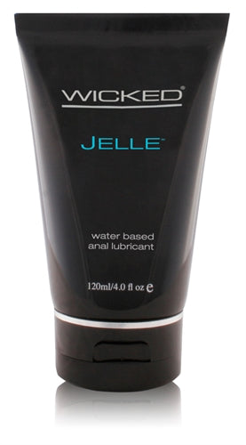 Jelle Water-Based Anal Lubricant - 4 Oz. WS-90105