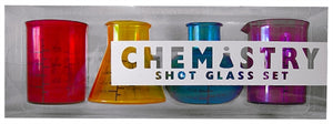 Chemistry Shot Glass Set KG-NVD27