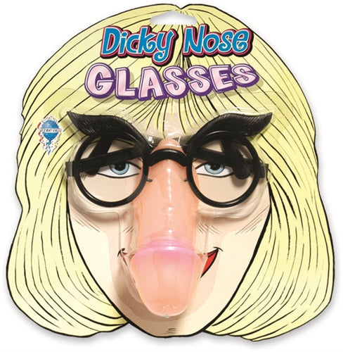 Phoney Face Glasses Penis PD6601-02