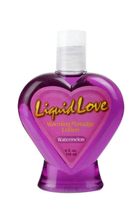 Liquid Love - 4 Fl. Oz. - Watermelon PD9580-68