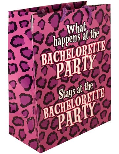 What Happens at the Bachelorette  Party - Gift Bag