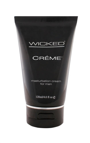 Creme Masturbation Cream - 4 Oz. WS-90904