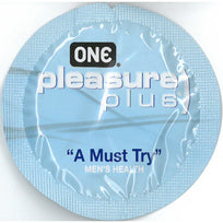 One Pleasure Plus - 500 Piece Case - Bulk PM14000C1