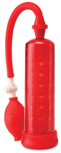 Pump Worx Silicone Power Pump - Red PD3255-15