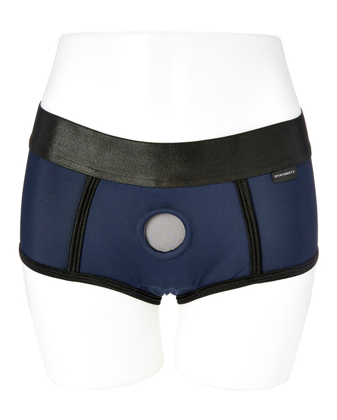 Em. Ex. Active Harness Fit - Navy/graphite - Extra Small SS662-01