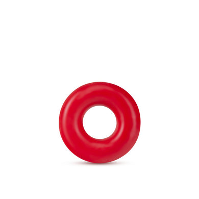 Stay Hard - Donut Rings Oversized - Red BL-00988