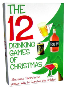 The 12 Drinking Games of Christmas KG-UR011