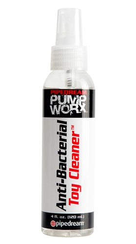 Pump Worx Toy Cleaner 4 Oz. PD3276-00