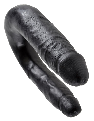 King Cock Small Double Trouble - Black PD5513-23