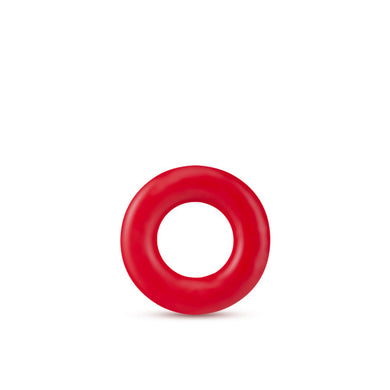 Stay Hard - Donut Rings - Red BL-00898