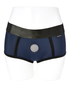 Em. Ex. Active Harness Fit - Navy/graphite - Large SS662-04