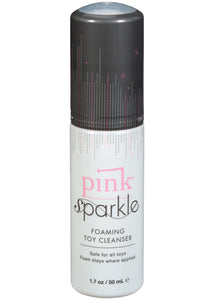 Pink Sparkle Foaming Toy Cleaner - 1.7 Oz. PK-TC-1.7