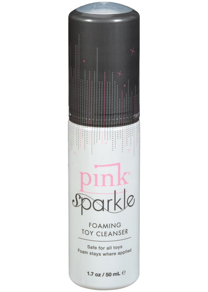 Pink Sparkle Foaming Toy Cleaner - 1.7 Oz.