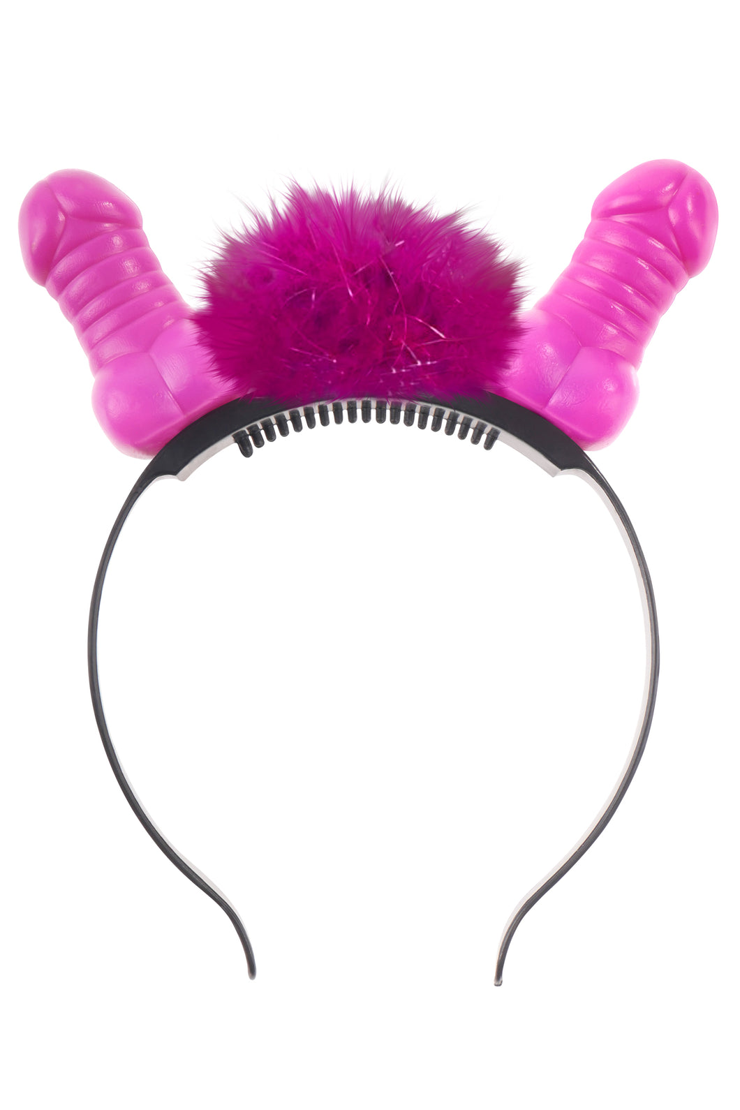 Bachelorette Party Favors Flashing Light-Up  Pecker Headband PD6612-00