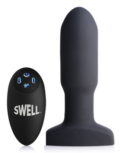 World's 1st Remote Control Inflatable 10x Missile  Anal Plug SWL-AG305