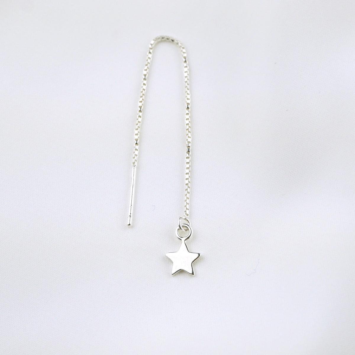 Sterling Silver Earthread Star