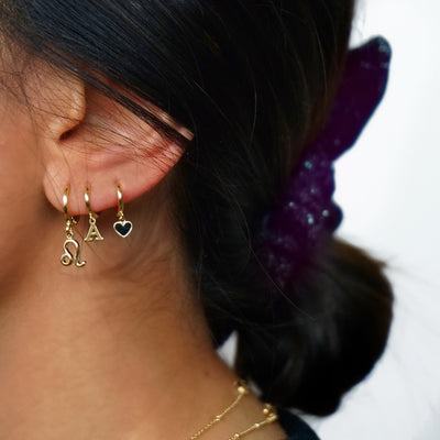 Star Sign Earring