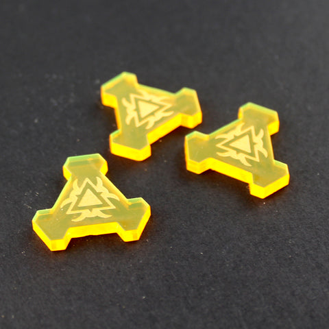 poison LEGION tokens