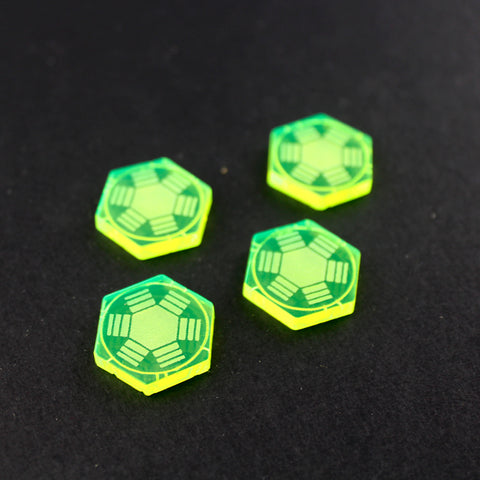 Dodge LEGION tokens