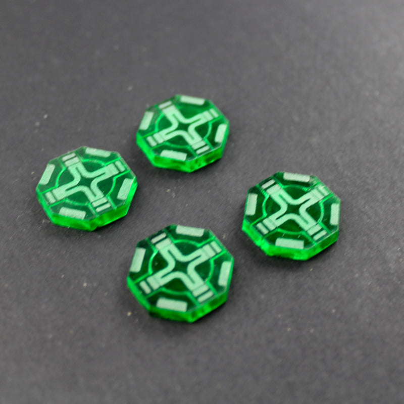 Standby LEGION tokens