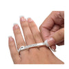 Multi-Sizer Adjustable Finger Size Gauge