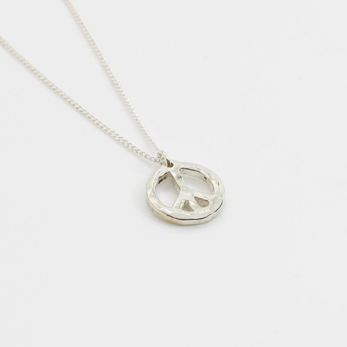 Peace Charm Necklace