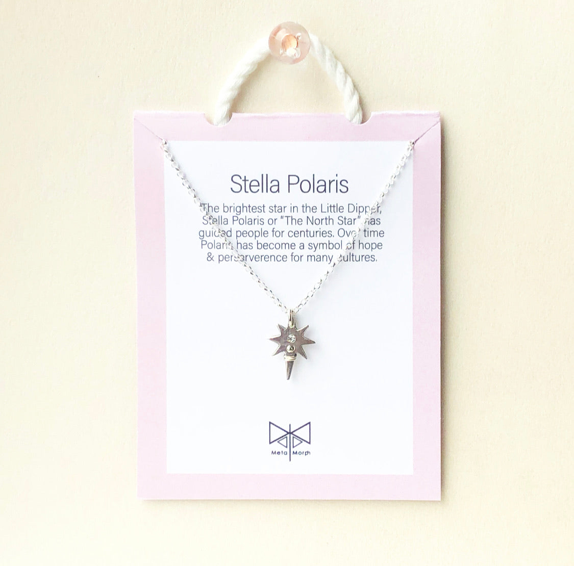 Stella Polaris Necklace