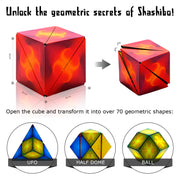 Shashibo - Optical Illusion