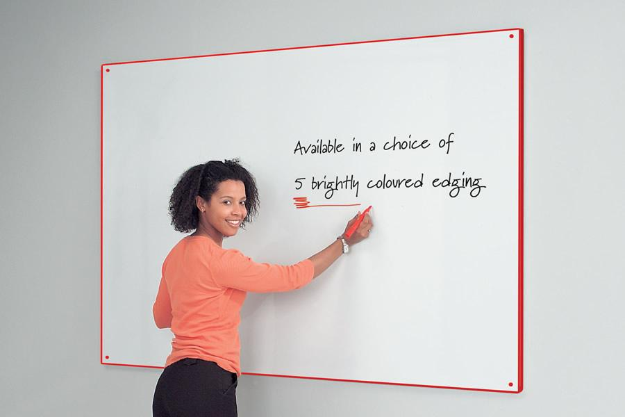 Frameless Whiteboards Collection