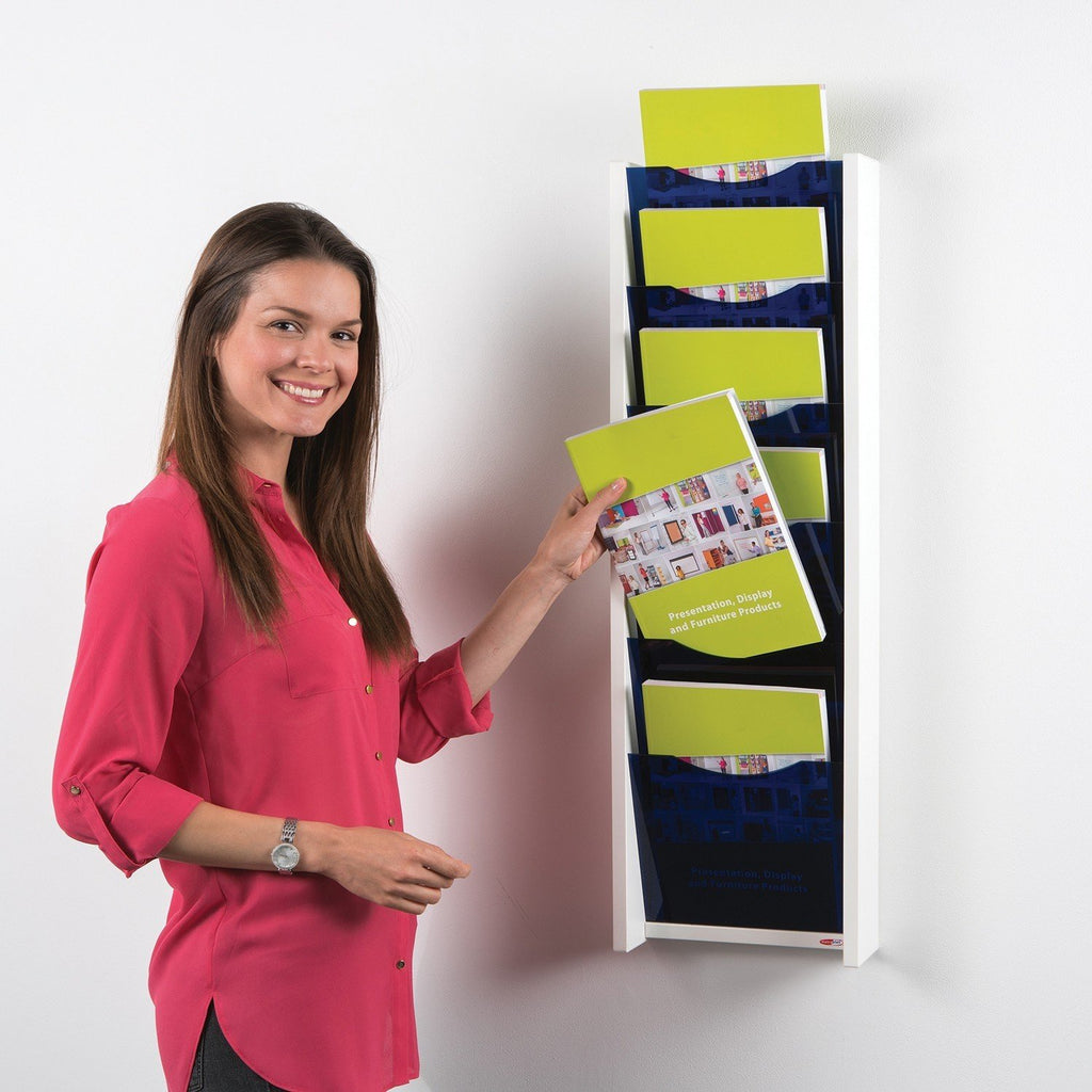 Acrylic Front Literature Dispenser