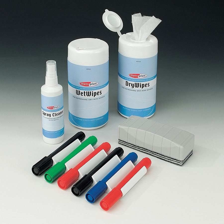 Whiteboard Maintenance Kit