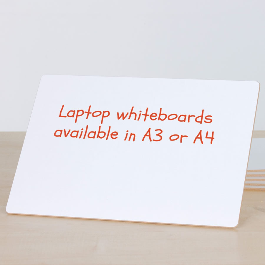 WriteOn® Laptop Whiteboard - A3