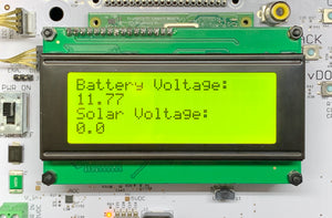 Outdoor Readable LCD Display