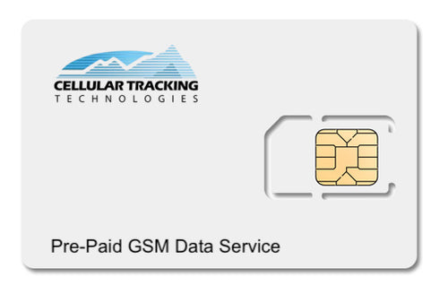 Pre-Paid Data Service (Multiple Values)