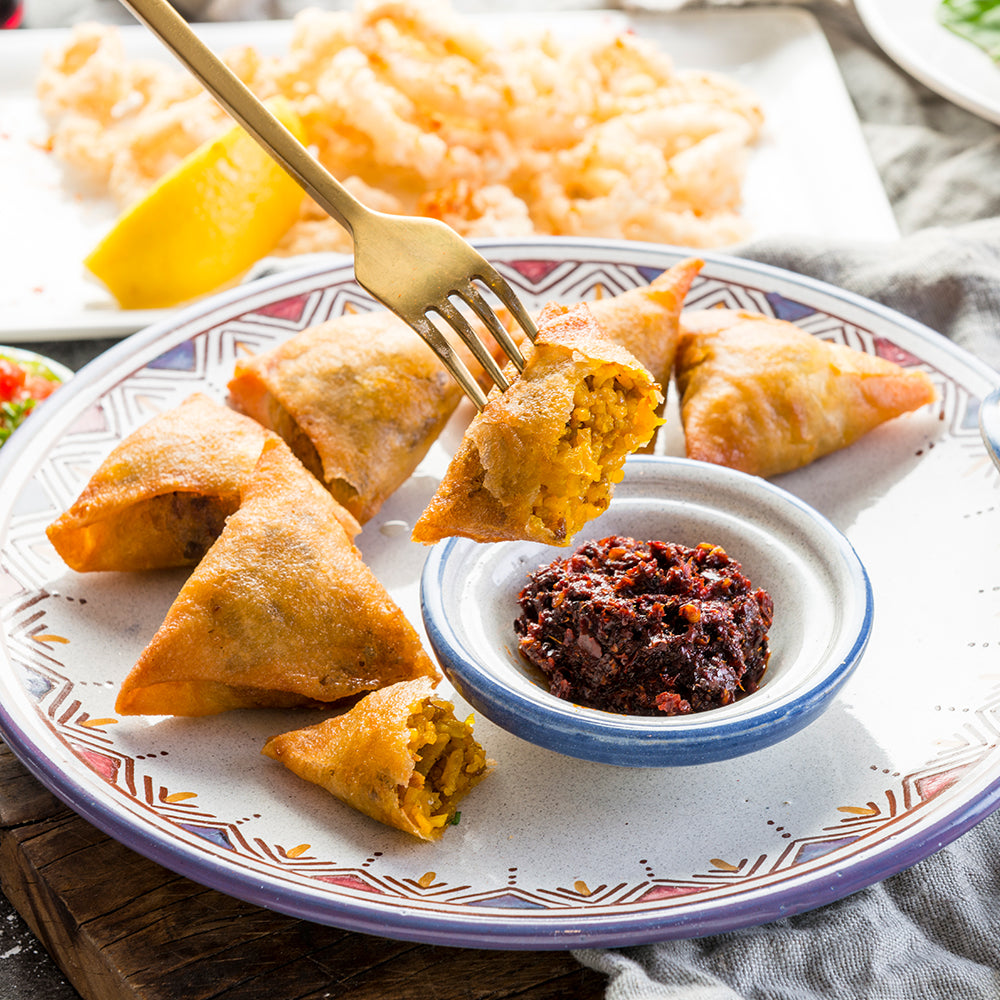 Moroccan Briouattes
