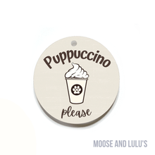 Load image into Gallery viewer, Pink and Lime Green Custom Dog Tag - Moose and Lulu's