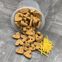 Load image into Gallery viewer, Grain Free Cheese and Bacon Treats - Moose and Lulu's