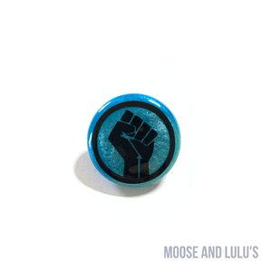 Black Lives Matter Fist Small Dog Tag - Moose and Lulu's