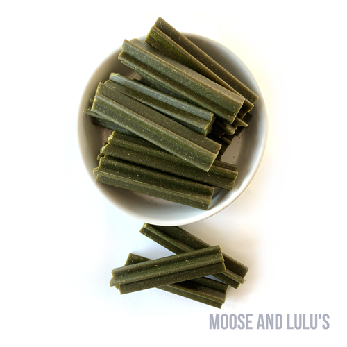Dental Chews - Moose and Lulu's