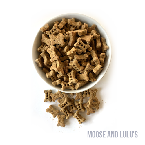 Sweet Potato & Honey Dog Treats - Moose and Lulu's