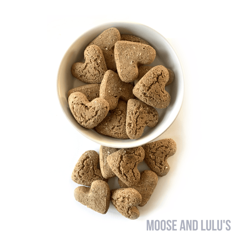 Apples & Oats Dog Treats - Moose and Lulu's