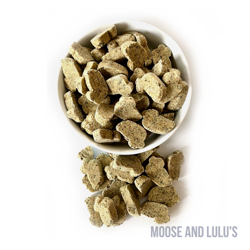 Soft Turkey and Sweet Potato Dog Treats - Moose and Lulu's